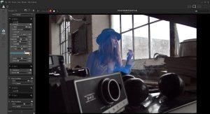 Lytro : vidéo et sélection par profondeur