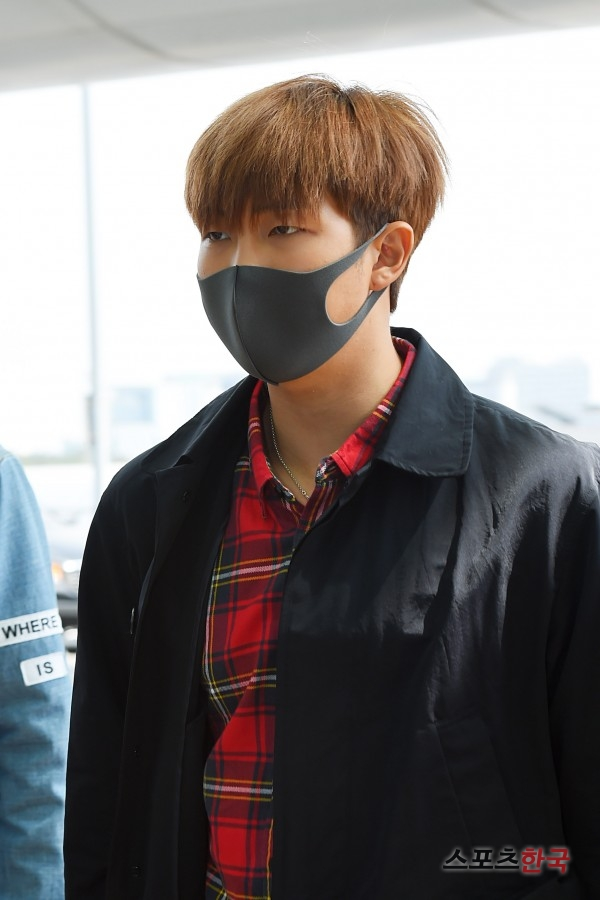 [Picture/Media] BTS at Incheon Airport Go to Jakarta