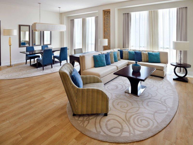 Marriott Hotel Al Jaddaf Dubai