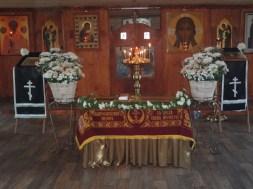3 - Чин погребения. Святая Плащаница