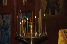 1 - Первая Божественная литургия