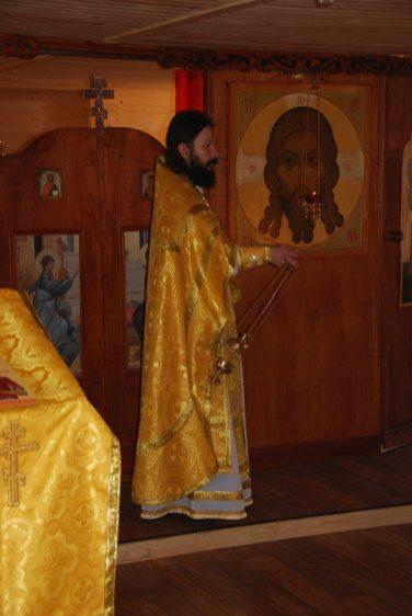 4 - Первая Божественная литургия