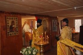 7 - Первая Божественная литургия