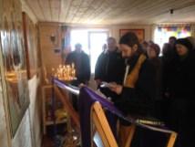 3 - молебен о строительстве храма