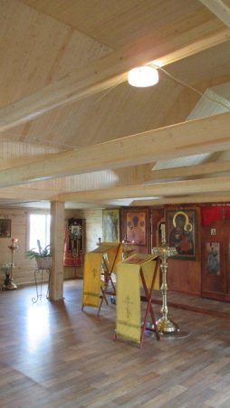 5 - своды храма