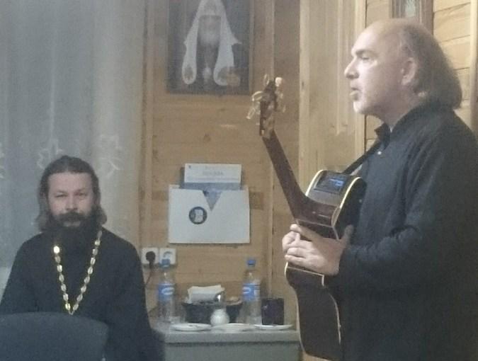 Концерт Евгения Фокина