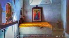 13.5Мощи св. Давида. Давид-Гареджийский монастырь