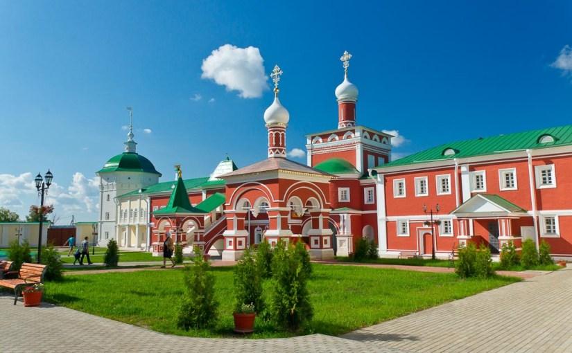 Паломническая поездка «Дмитров – Николо-Пешношский монастырь»