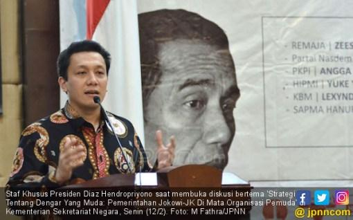 Diaz PKPI Anggap Prabowo Kurang Mengerti, Biarlah Presidennya Tetap Jokowi - JPNN.COM
