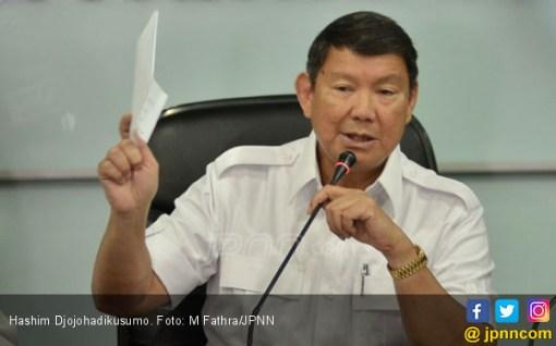 Hashim Bocorkan Jatah Menteri untuk Parpol Koalisi Pendukung Prabowo - JPNN.COM