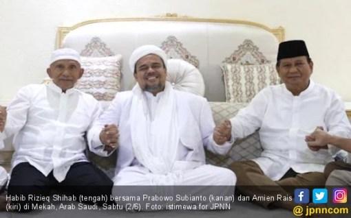 Bantulah Prabowo Menang agar Bawa Habib Rizieq Pulang - JPNN.COM