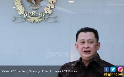 Tingkat Kepatuhan DPR Setor LHKPN ke KPK Rendah, Bamsoet: Fokus Pemilu - JPNN.COM