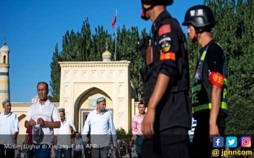 Tiongkok Klaim Berhasil Basmi Terorisme di Xinjiang - JPNN.COM
