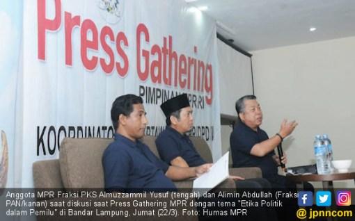MPR: Jadikan Kecurangan Pemilu Sebagai Musuh Bersama - JPNN.COM