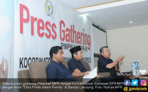 MPR : Jadikan Kecurangan Pemilu Sebagai Musuh Bersama - JPNN.COM