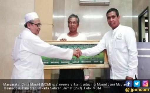 Ketum MCM: Masjid Tidak Boleh Dijadikan Tempat Kampanye - JPNN.COM