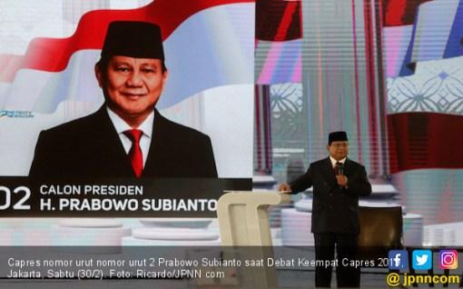 Prabowo Pertanyakan Anggapan Kondisi Hankam Sudah Memadai, Begini Jawaban Pak Jokowi - JPNN.COM