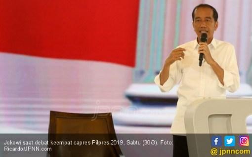 Jokowi Yakin Mengulangi Kemenangan Besar di Sulawesi Selatan - JPNN.COM