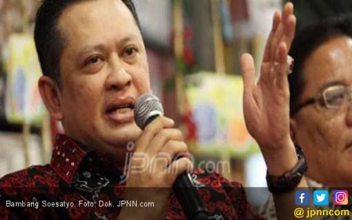 Bamsoet Ungkap Alasan Dukung Anak Muda Berkompeten Isi Kabinet - JPNN.COM