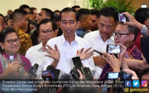 Konsep Hankam Jokowi Dinilai Lemah - JPNN.COM