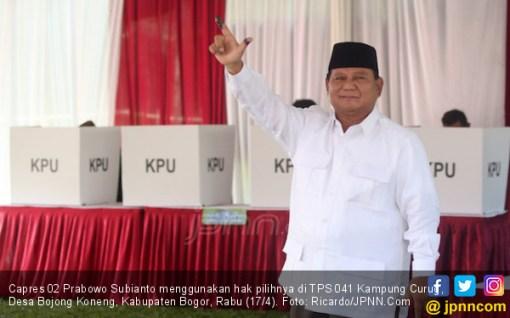 Prabowo - Sandi Unggul di Quick Count, tetapi Versi Lapitek UKRI - JPNN.COM