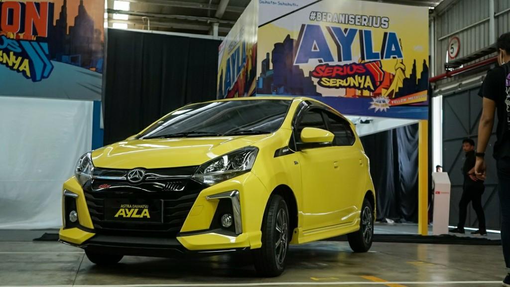 Ayla 1.0 d plus mt mc. Daihatsu Ayla 2020 Resmi Meluncur, Harga Naik - Otomotif JPNN.com