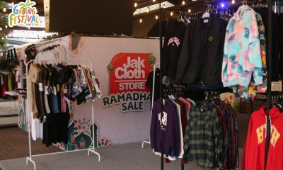 Serbu! 200 Clothing Brand Diskon di Pameran Online Jakcloth