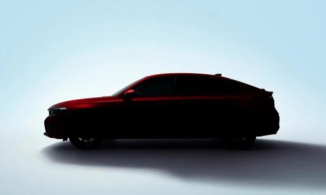 Jelang Peluncuran, Honda Civic Hatchback 2021 Mulai Menggoda