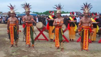 Intip Kemeriahan Festival Teluk Jailolo 2021