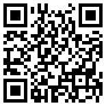 QR Code for KGB Bar in New York (DokoDare)