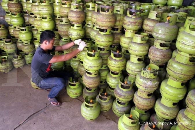 Pertamina pastikan stok elpiji 3 kg melimpah
