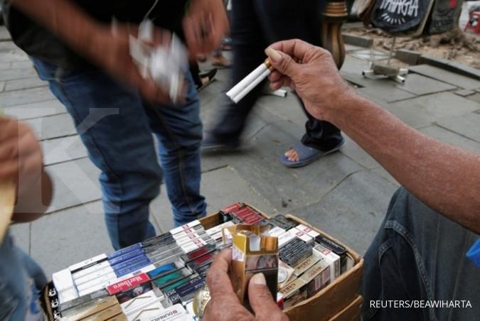 Ini harga terbaru 40 merek rokok pasca cukai naik