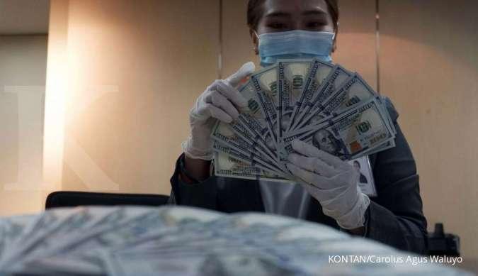 Nilai tukar dolar-rupiah di BRI, hari ini Jumat, 9 April 2021