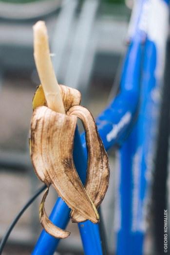 Bananensattel, neu interpretiert