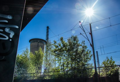 Bahnwasserturm Altona