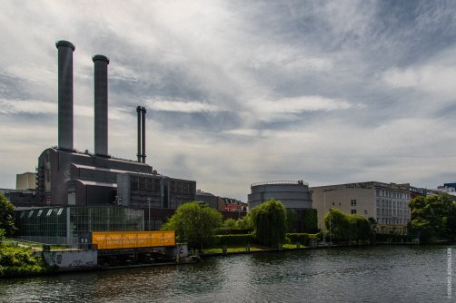 Heizkraftwerk Mitte