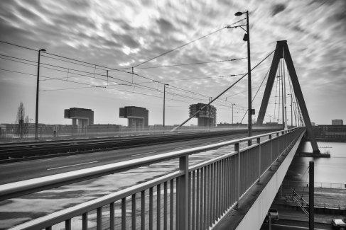 Brücke in Bewegung