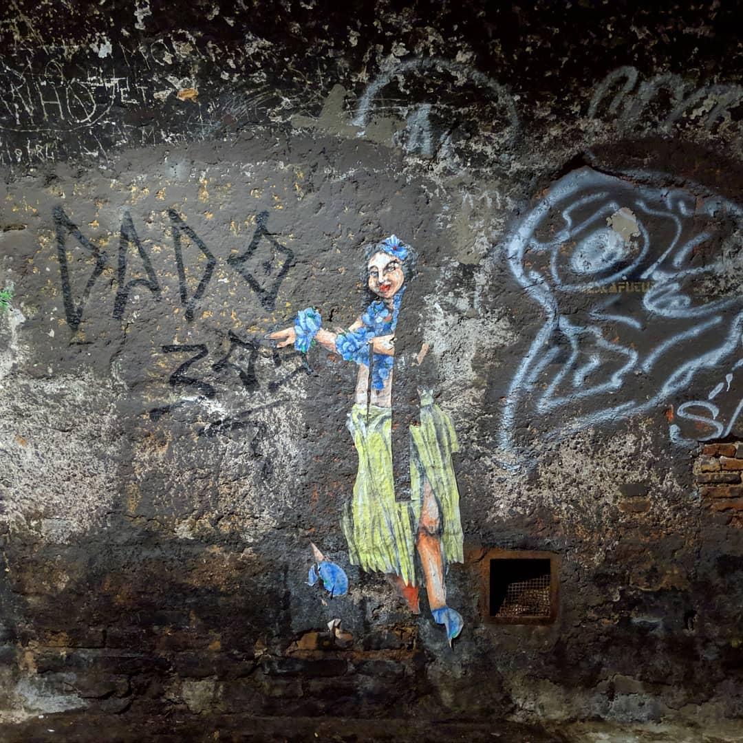Roman graffiti, just for you, @thebossgod