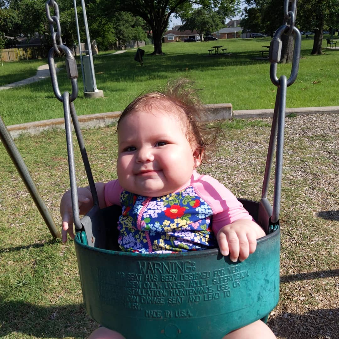 I didn't choose the swing life. The swing life chose me.