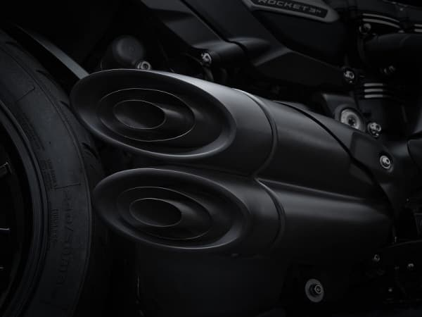 Triumph Rocket 3 R Black Limited Edition 10