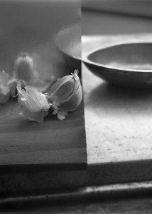 Still Life: Garlic