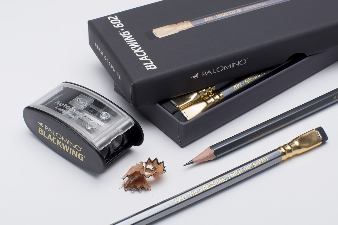 Product Photography: Blackwing Pencils