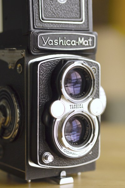 Product Photography: Yashica-Mat