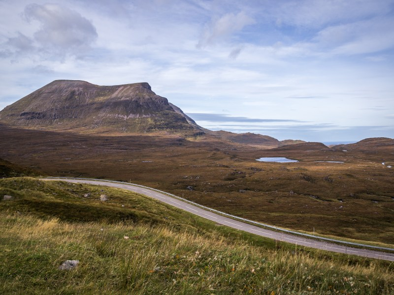 Assynt Hillside Roads Ⅰ