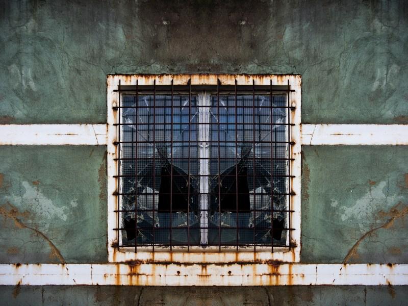 Abstract Ruin I