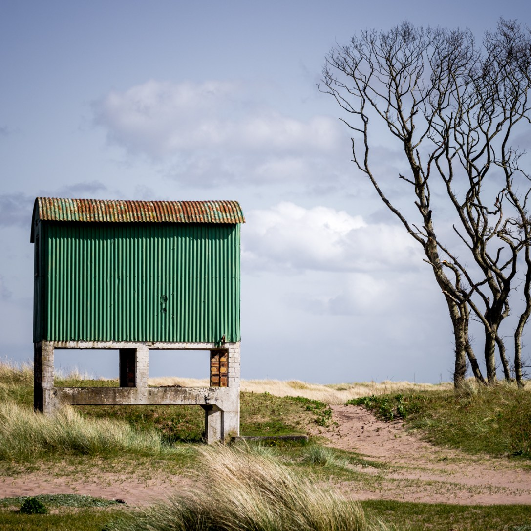 Tentsmuir Beach Hut