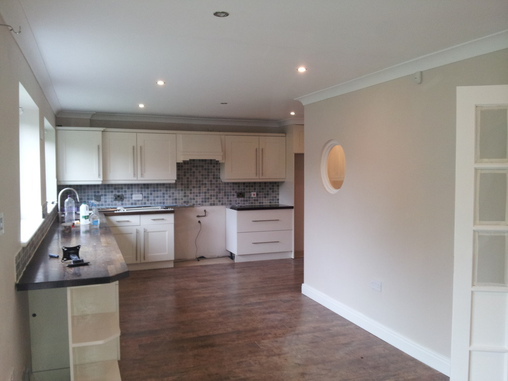 Paint Finish Living Room