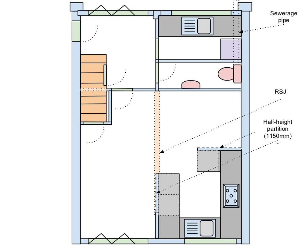 Ground Floor/garage Conversion
