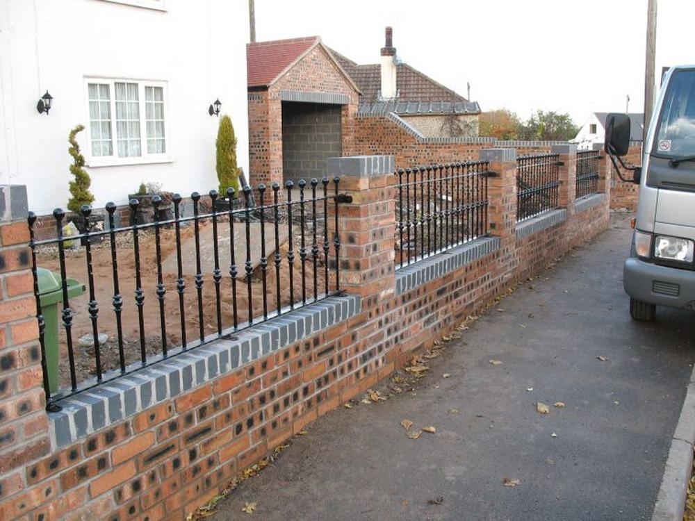Building 6ft Garden Wall
