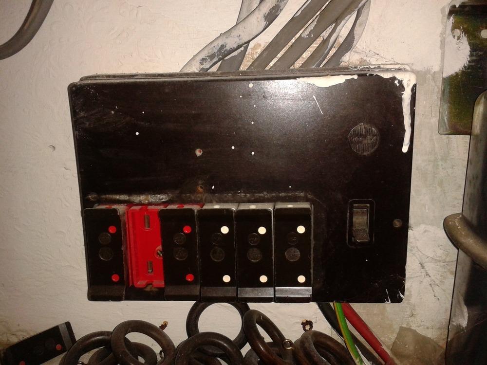 Upgrade Old Style Fuse Box